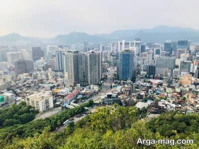 جاهای دیدنی در شهر سئول