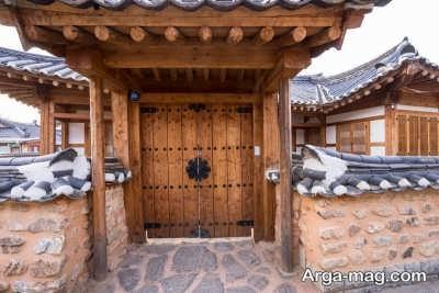 مکان های قدیمی در کره