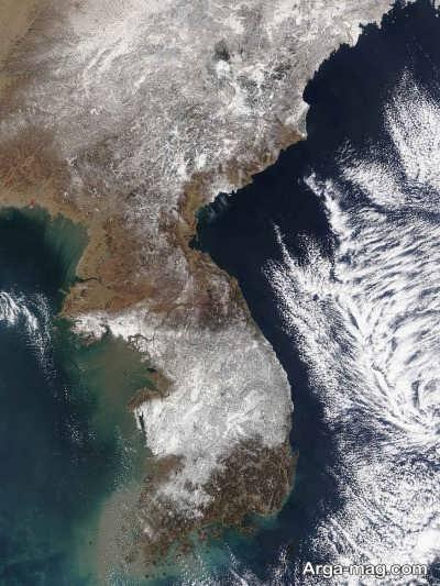 جغرافیای کشور کره جنوبی