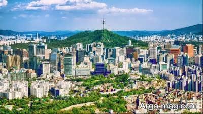 جذابیت کشور کره جنوبی