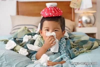 راهکارهایی برای درمان سرفه کودک