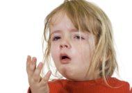 بهبودی و درمان سرفه کودک