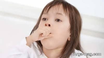 چند راه برای درمان سرفه کودک