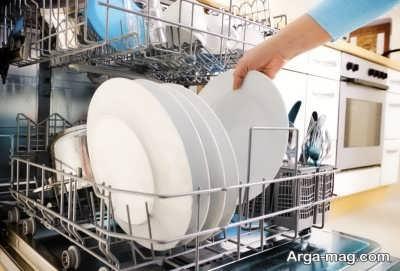 بررسی علل تخلیه نشدن آب ماشین ظرفشویی