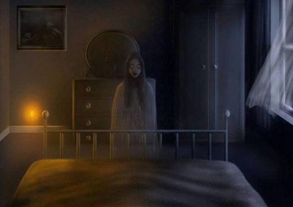 تعبیر خواب ارواح