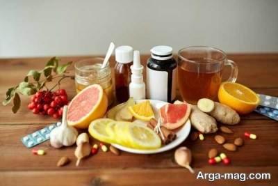 درمان های آسان و خانگی سرما خوردگی