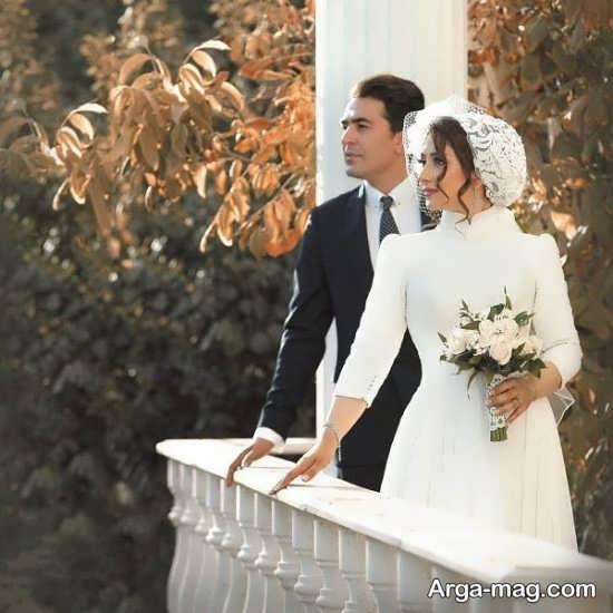 عکس های عروسی الهام طهموری