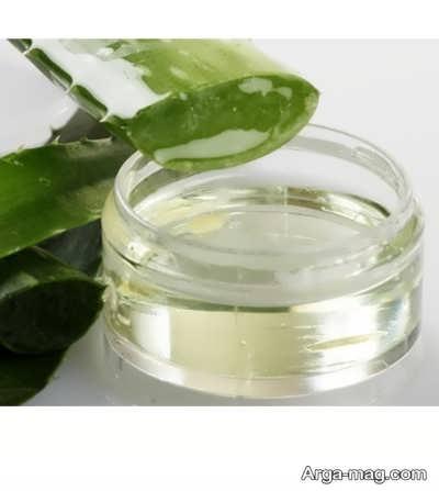 کاربرد ژل آلوئه ورا در بهبودی پوست