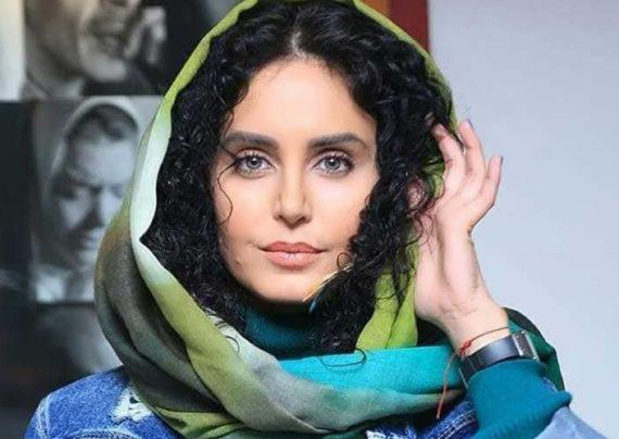 الناز شاکردوست بازیگر زن موفق و زیبای سینمای ایران