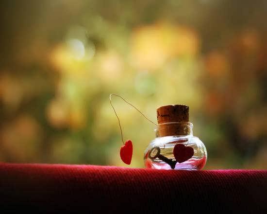 عکس نوشته جذاب عاشقانه برای پروفایل