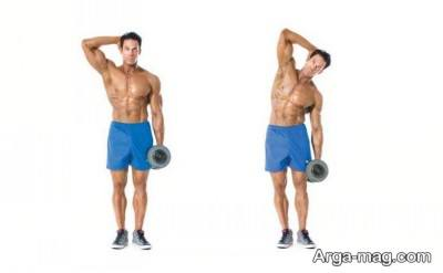 تمرینات فوق العاده آسان برای لاغری پهلو