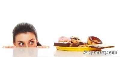 علایم اعتیاد به غذا خوردن