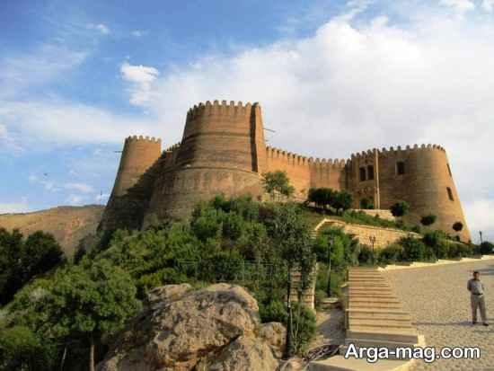 قلعه مهم فلک الافلاک