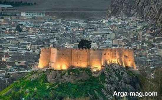 قلعه دیدنی فلک الافلاک
