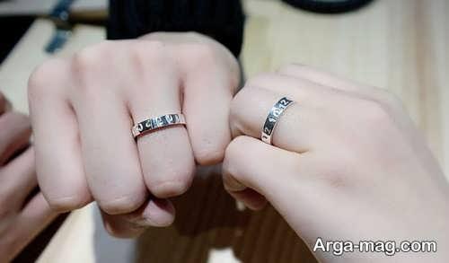 فیگور زیبا عکس عروس و داماد