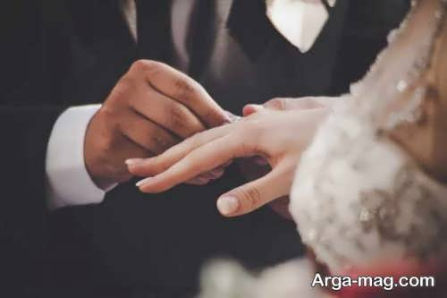 ایده عکس عروس و داماد