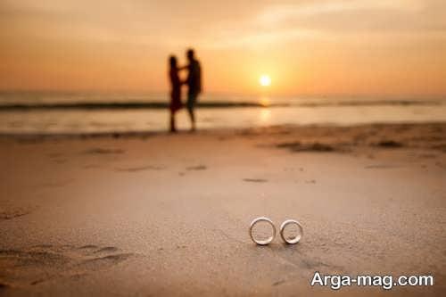 فیگور عکس عروس و داماد