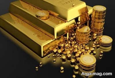 بررسی شمش طلا
