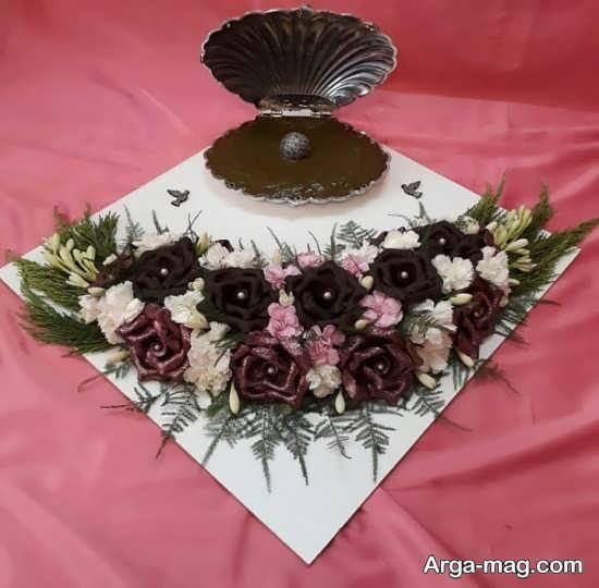 تزئینات زیبای حنا عروس