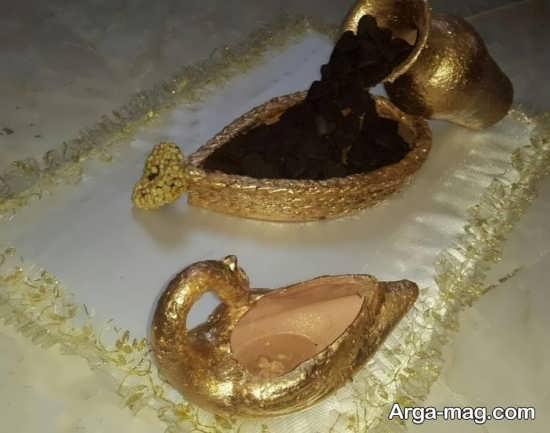 تزئین شیک و جدید حنا عروس