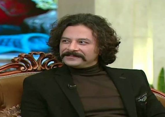 حسام منظور بازیگر تئاتر و تلویزیون و سینما