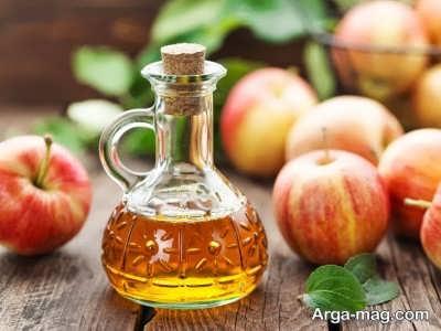 درمان سوزش معده با سرکه سیب