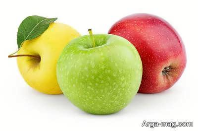 طرز پخت شیرینی سیب لذیذ و دلچسب
