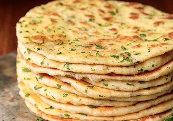 طرز تهیه نان کلانه