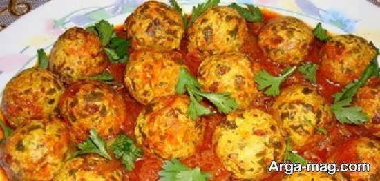 آموزش طرز پخت کوفته هویج کرمانشاهی خوش طعم و لذیذ