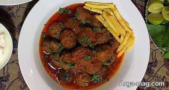 طرز تهیه کوفته هویج یک غذای خوش طعم ایرانی