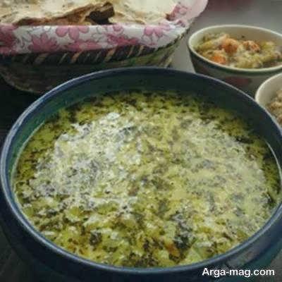 طرز تهیه آبگوشت کشک فوق العاده و بینظیر در طعم و مزه