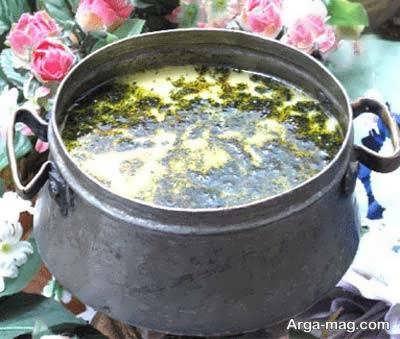 طرز پخت آبگوشت کشک بینظیر و دلچسب در یک روز سرد زمستانی