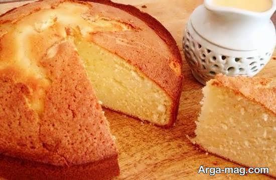 طرز پخت کیک شیر خوش طعم و عالی