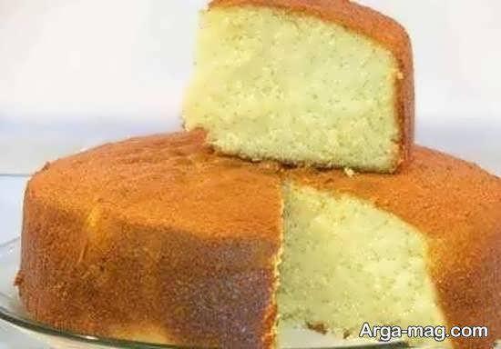 طرز پخت کیک شیر با طعمی بینظیر و دوست داشتنی