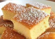 طرز تهیه کیک شیر خوشمزه و لذیذ