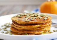 طرز تهیه پنکیک کدو حلوایی خوش طعم و خوش مزه