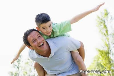 رابطه خانوادگی پدر و پسر