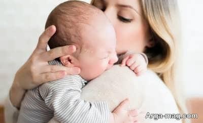 بی قراری نوزاد در زمان شیر خوردن