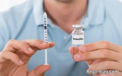 کار انسولین در اندام های بدن