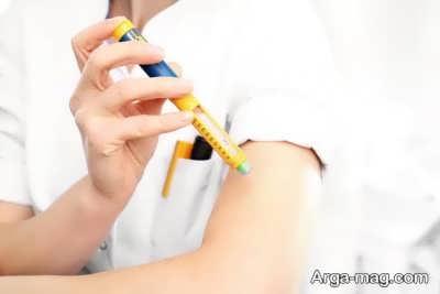 میزان انسولین در بدن