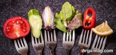 اصول مهم در رژیم غذایی جیم