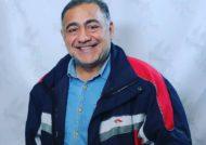 بیوگرافی خسرو احمدی و عکس های شخصی اش