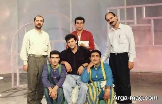 گالری جدید و لاکچری خسرو احمدی