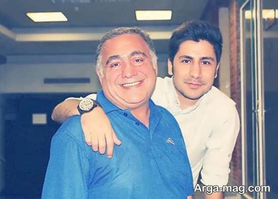 تصاویرجدیدخانوادگی خسرو احمدی
