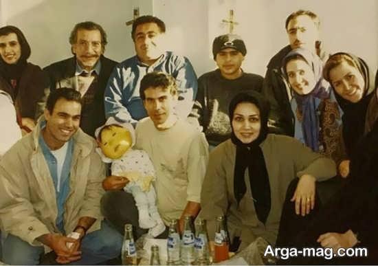 بیوگرافی جامع خسرو احمدی