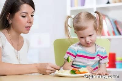 نادیده گرفتن رفتار های بد کودک