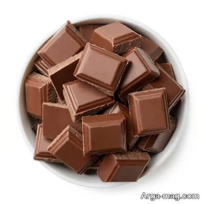 عدم استفاده از شکلات به دلیل از دست دادن اشتها در کودکان