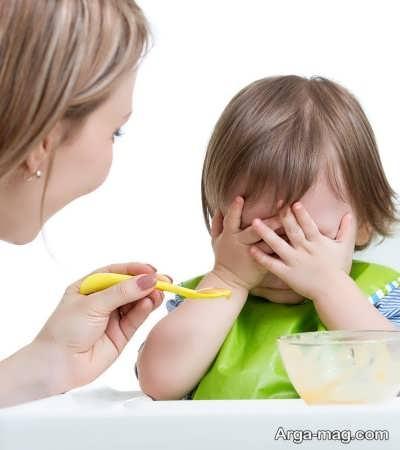 روش های رفع از دست دادن اشتها در کودکان