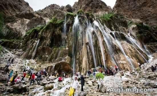 آبشار جذاب مارگون