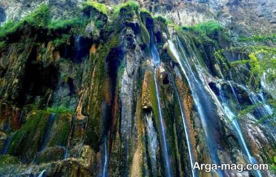 آبشار خاص مارگون